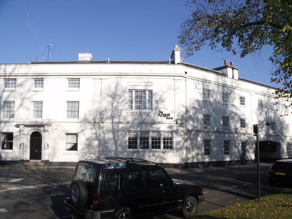 Hamilton Terrace Leamington Spa Cv Ly