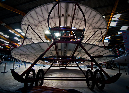 Lee Richardson Annular Bi-Plane..Replica..