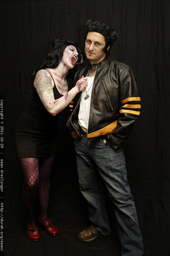 undead amy winehouse & wolverine    MG 6575
