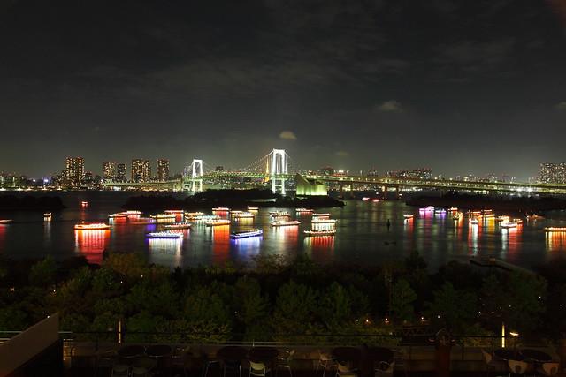 Odaiba,Tokyo at Night