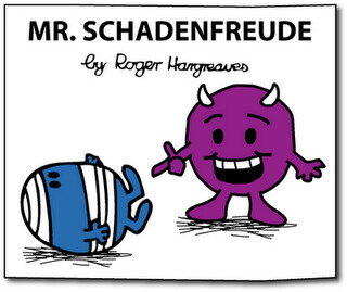 "Mr. Schadenfreude by ""Roger Hargreaves"""