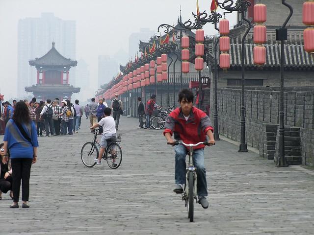 Xian City Walls 3