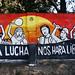 Los Muros Nos Hablan / Walls Speak To Us (Chile) by LosMurosNosHablan
