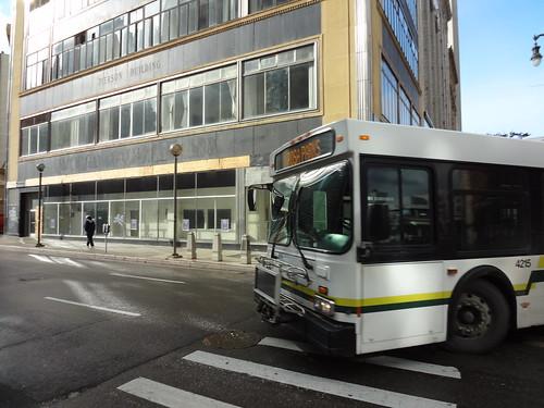 Rosa Parks Inner City Bus
