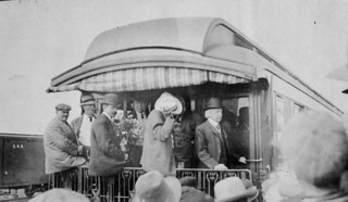Sir Wilfrid Laurier's last trip to the Western Provinces, summer 1910