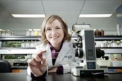 Isabelle Plante, professeure au Centre INRS-Institut Armand-Frappier