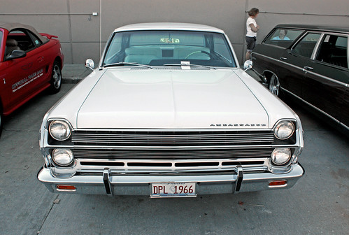 1966 AMC Ambassador 990 DPL (Diplomat) 2-Door Hardtop (2 of 9)