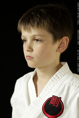 nick, test modeling for karate school portraits    M…
