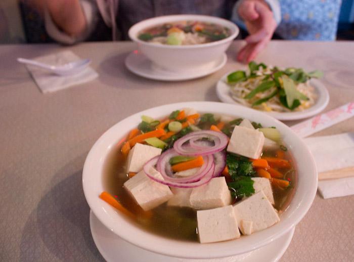 Pho Soup.
