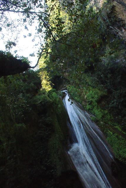 Pinal de Amoles Cascadas El Chuveje