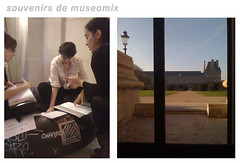 Travail vs. Jardin - Souvenirs de Museomix