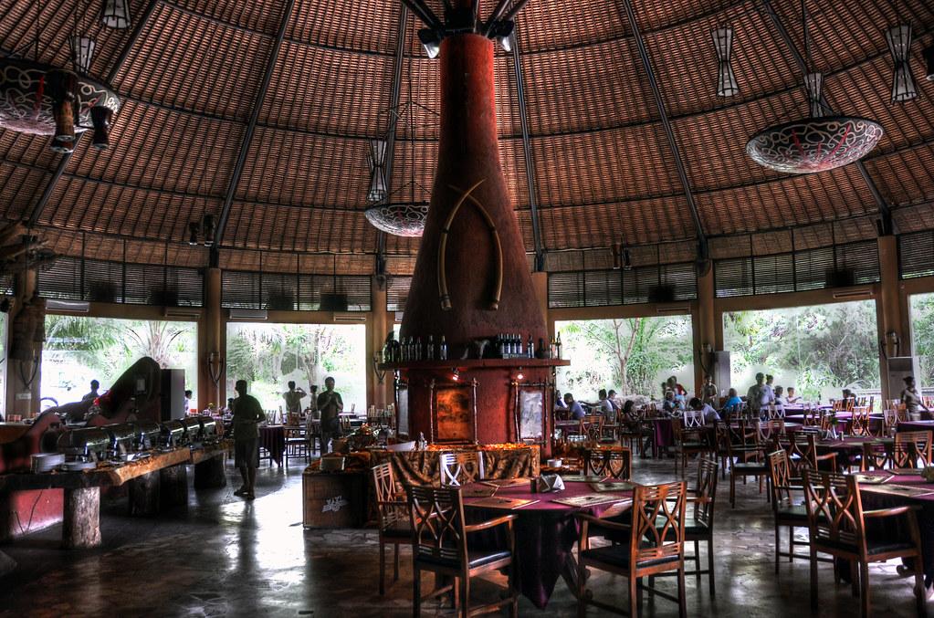 Tsavo Lion Restaurant at Bali Safari & Marine Park