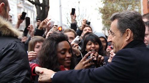 N. Sarkozy rencontre les étudiants de l'Université de Strasbourg by Elysée - Présidence de la République