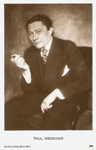 Paul Wegener