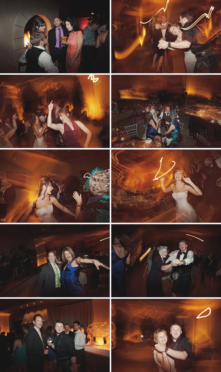 Pelican hill wedding reception photos 0155
