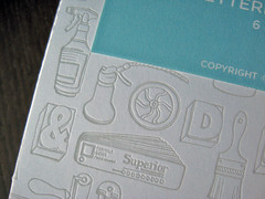 Letterpress Holiday Card Boxes
