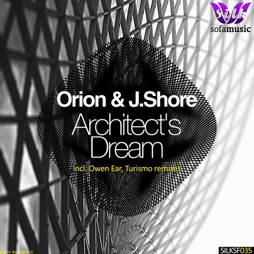 Orion & J.Shore - Architect's Dream (Silk Sofa)