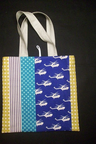 roll-up tote two