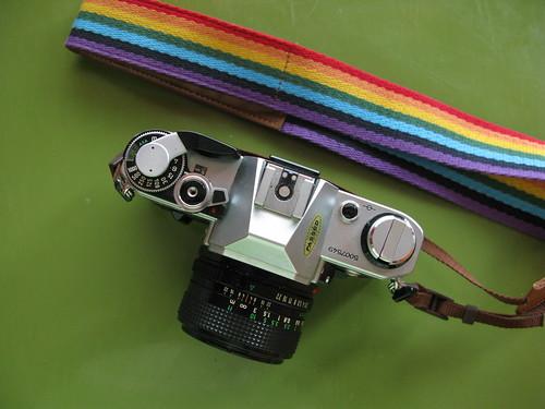 I like old cameras