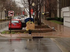 The Occupy movement comes to Richmond