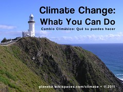 Climate Change: What You Can Do