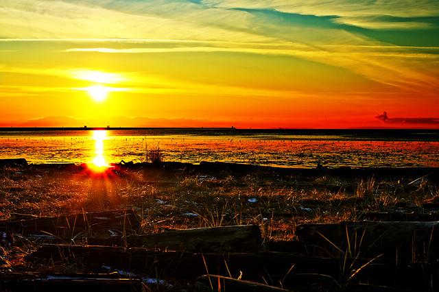 Fallen Sunset (Explored)