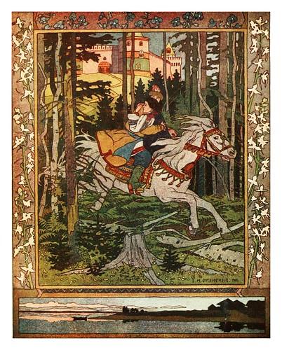 001-Maria Morevna-Russian-wonder tales ..1912-Ivan Jakovlevich Bilibin