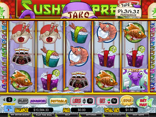 Sushi Express slot game online review