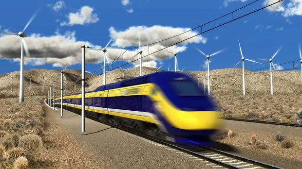 California High-speed Rail Plans