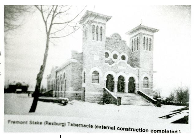 Rexburg Build Tabernacle