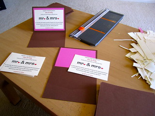 Pocketfold Invites