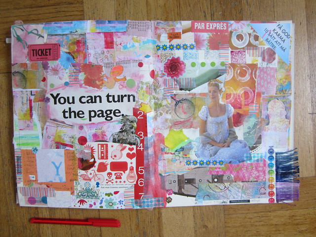 You Can Turn the Page