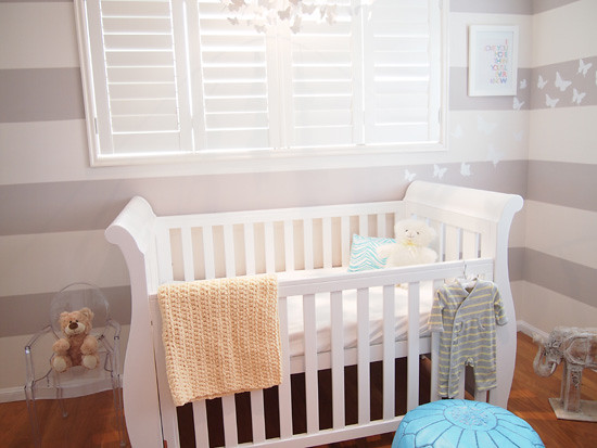 Striped Neutral Nursery 3