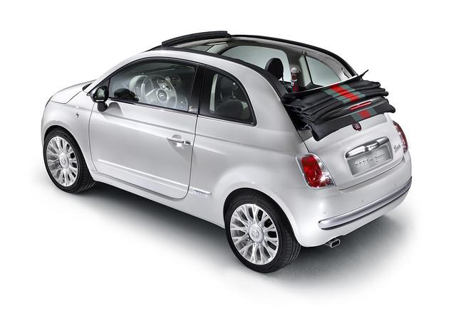 2012 fiat 500 cabrio by gucci european model flickr. Black Bedroom Furniture Sets. Home Design Ideas