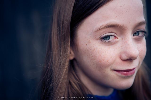 Faroese girl