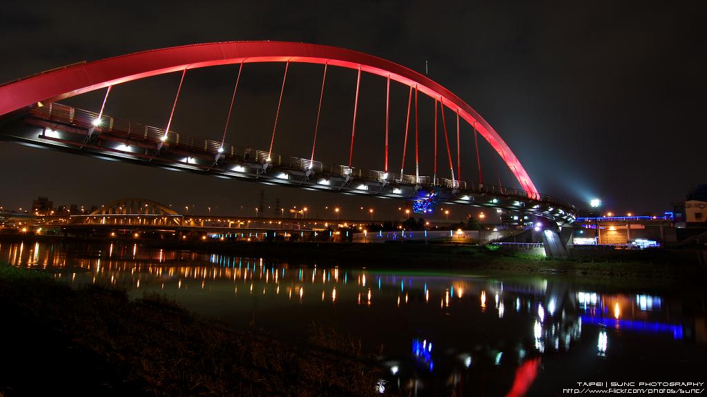 Taiwan 彩虹橋