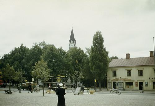 trees building square motala riksantikvarieämbetet theswedishnationalheritageboard