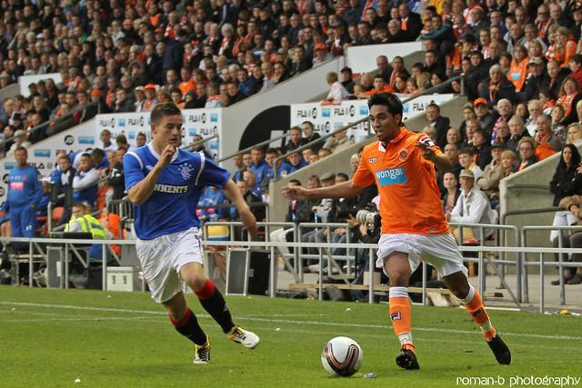 Blackpool FC v Rangers 07 | Flickr - Photo Sharing!
