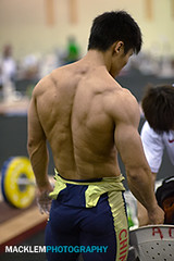 China weightlifting training hall 2010 World Championships