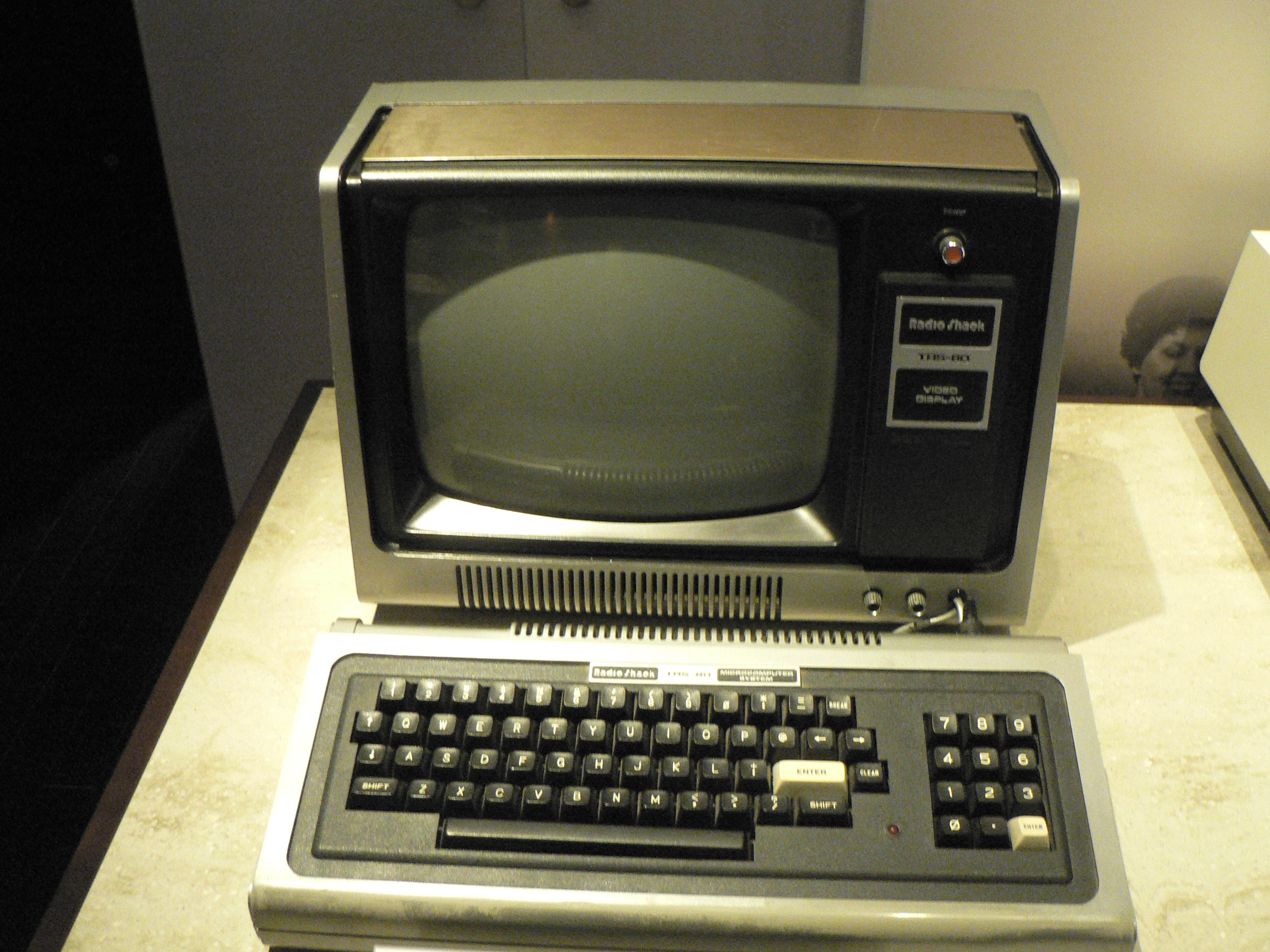 Computer History Museum: the TRS-80, the first computer I owned ...