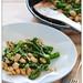 broccolini & pine nuts