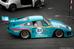 Kremer Porsche 935 Vaillant ex Jägermeister