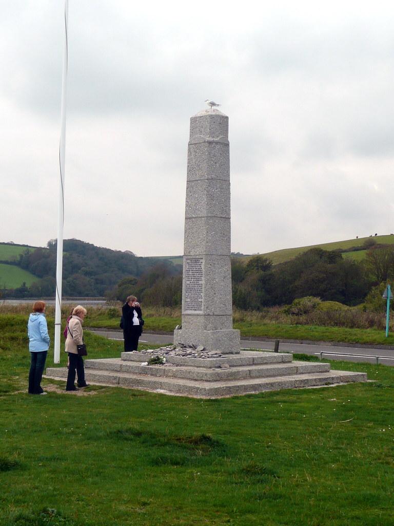 Slapton Sands Memorial