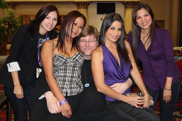 Brad and Girls