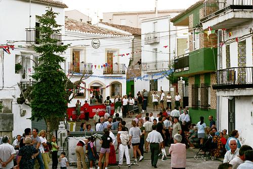 Plaza Campillos Paravientos - Cuenca