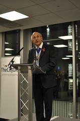 The Lord Mayor of London at Launch of Unlocking Disputes Campaign