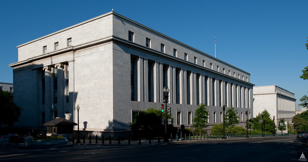 Superb Rayburn House Office Building