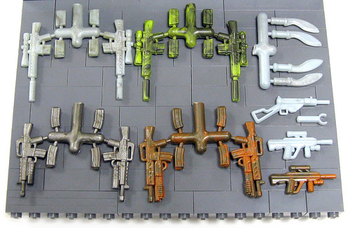 BrickArms - Prototype Batch #9a