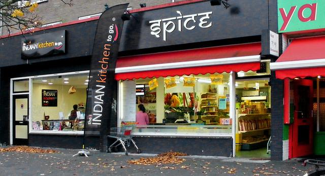 Indiase winkel Spice in Amstelveen
