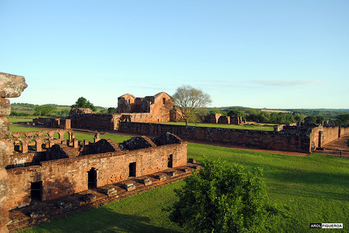 Ruinas Jesuitas de Santa Trinidad, Paraguay
